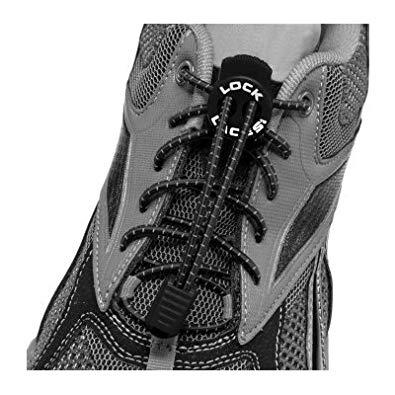 Elastische Schnürsenkel mit Schnellverschluss ideal für Laufen!